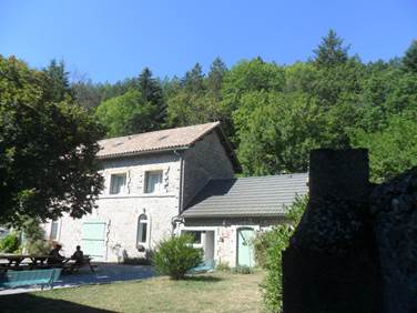 "Gîte ""Le Colombier"" – ALZON – location Gard"