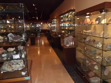 Musée Minéralogique