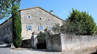 Gîte n°30G11802 – SAINT PRIVAT DE CHAMPCLOS – location Gard