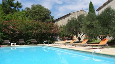 "Gîte ""Le Clos Massadau"" – SAINT DEZERY – location Gard"