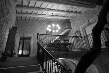 BARTHELEMY Marie - chambre croissant de lune escalier