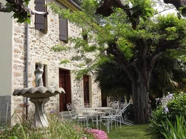 "Gîte ""Les Hortensias"" – ROBIAC ROCHESSADOULE – location Gard"