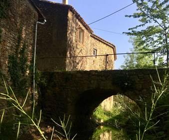 """Gîte """"Le Moulin du Rubéguet"""" – SAINT JULIEN DE CASSAGNAS – location Gard"""