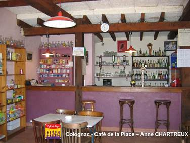 Café de la Place Comptoir