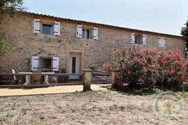 Gîte n°30G11927 – VENEJAN – location Gard