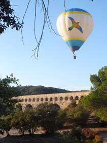 Les Montgolfières du Sud - Uzès Pont du Gard