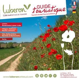 Guide Touristique 2017 luberon