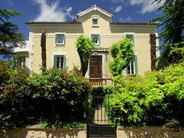 """Chambre d'hôtes """"Villa Bastide"""" – CANAULES ET ARGENTIERES – location Gard"""
