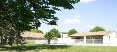 """Gîte """"Mas le Grand Jardin"""" – LA ROUVIERE – location Gard"""