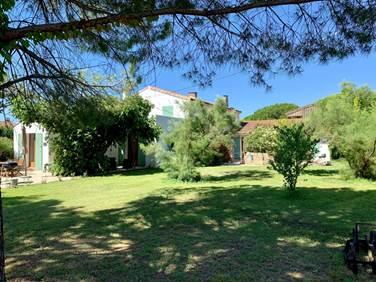 """Gîte """"La Roselière"""" – SAINT GILLES – location Gard"""