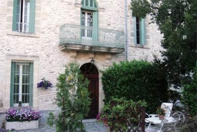 Chambre d'hôtes n°30G20073 – LA ROUVIERE – location Gard