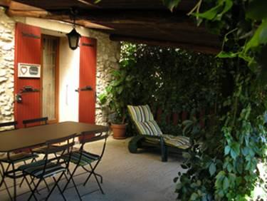 """Gîte """"l'OLIVETTE"""" – POUGNADORESSE – location Gard"""