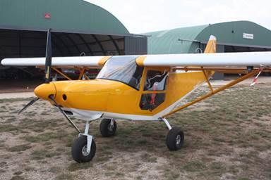 Les Ailes Cévenoles- aérodrome Belvezet Uzès