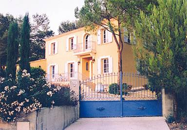 "Gîte ""Provence"" – LANGLADE – location Gard"