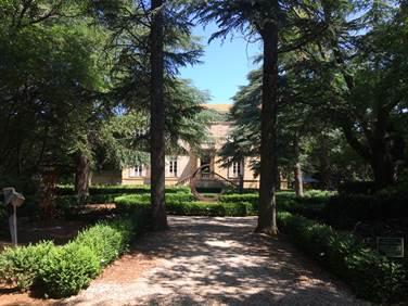Le Parc du Château de Bosc