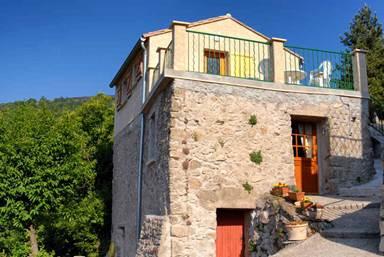 Gîte n°30G12555 – ARRIGAS – location Gard