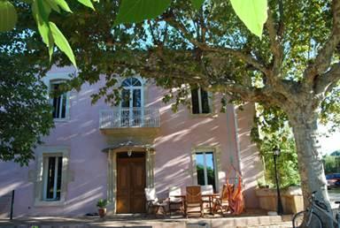 "Chambre d'hôtes ""Le Mas Richard"" – GENERAC – location Gard"