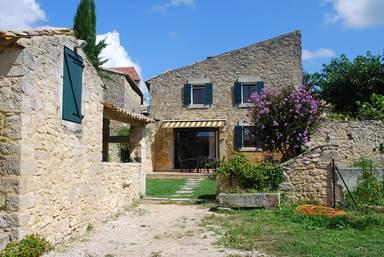 Gîte n°30G11816 – SAINT GERVAIS – location Gard