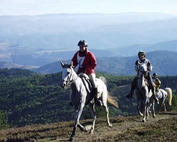 Le célèbre Raid des 160km de Florac passe au sommet du Mont Aigoual