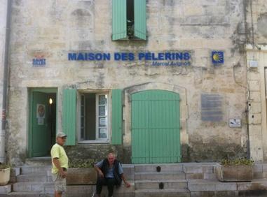 La Maison des pèlerins