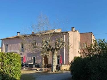 """Gîte """"Maison de Maître"""" – GENERAC – location Gard"""