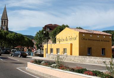 Cévennes tourisme - Bureau de la Grand Combe