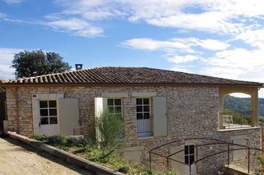 Domaine de Coulon - Maison Uzès