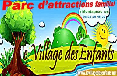 Village des enfants à MONTAGNAC Ane