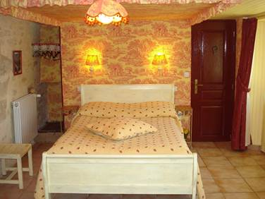 chambres d'hôtes à castillon du gard