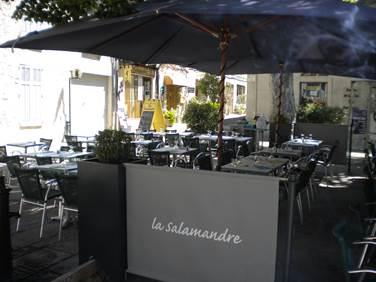 Restaurant La Salamandre