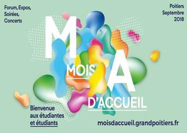 Accueil des étudiants à Poitiers