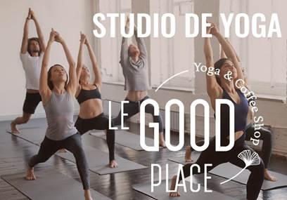 Le Good Place, studio de yoga et Coffee Shop