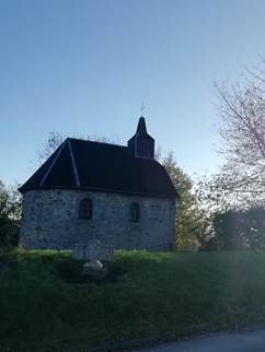 Chapelle d'Hargnies