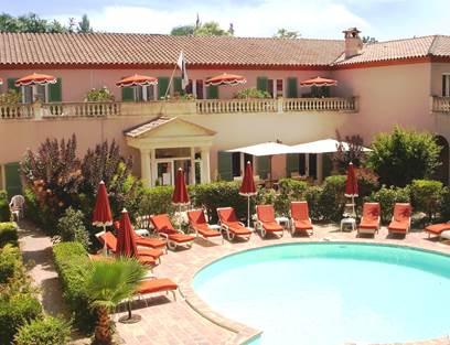 Hôtel Best Western l'Orangerie