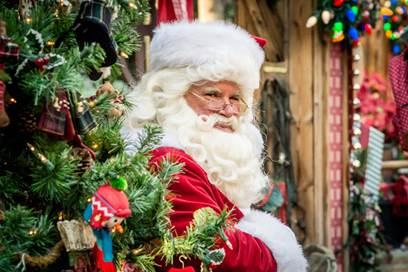 A la rencontre du Père Noël