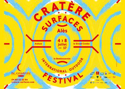 Cratère Surfaces - 19ème édition