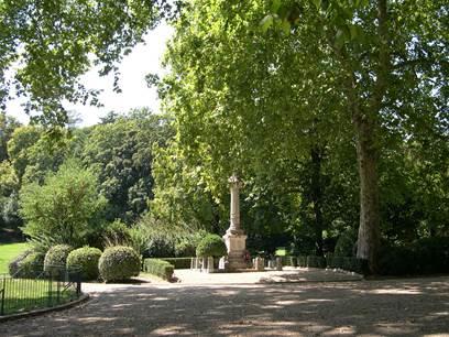 Parcours botanique du Parc des Cordeliers