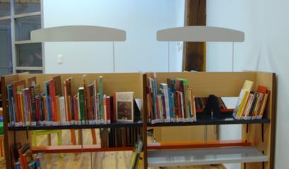 Bibliothèque de Pouru Saint Remy