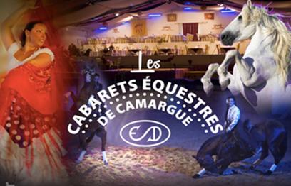 Cabarets Equestres de Camargues Sables et dunes