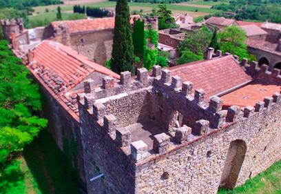 Châteaux de Saint Christol les Alès