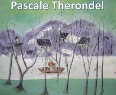 Exposition de peintures de Pascale Therondel