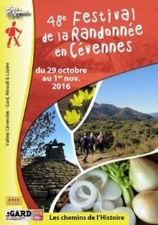 Festival de la Randonnée en Cévennes, FIRA -