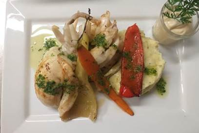 Restaurant Le Ricochet