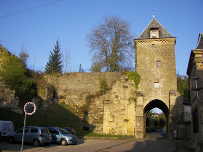 Circuit des fortifications de Mouzon