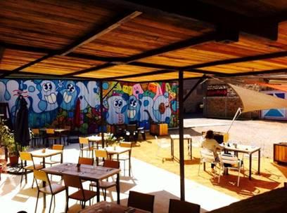 Le Bistrot-Galerie (Urban Parc)