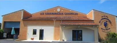 Inauguration caveau de La Grappe Cévenole
