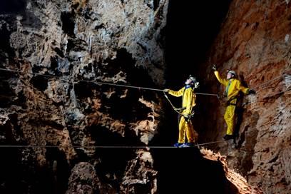 Grotte de Clamouse (Multiactivités)