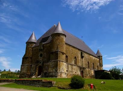 Eglise de Saint-Juvin