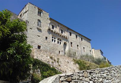 Châteaux de Vézénobres
