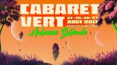 Eco-festival rock Cabaret Vert 2017
